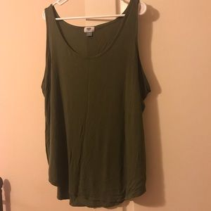 Old Navy XXL Green Luxe Tank